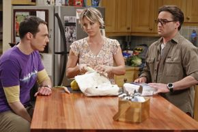 "The three leads of ""The Big Bang Theory,"" TV's No. 1 comedy, have pretty explosive salaries."