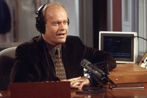 "Kelsey Grammer's supporting role in the TV hit ""Cheers"" was so beloved that the actor scored a lead role in the Emmy-winning ""Frasier."""