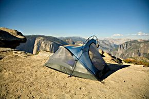 If you're really interested in sleeping out in the open at Yosemite National Park, you can – just make sure to get a wilderness permit first.