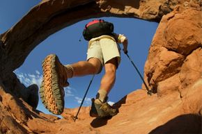 Image Gallery: National Parks Using the right gear can enhance your hiking experience. See pictures of national parks.