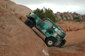 It looks like this driver could have used a hill-start control system.