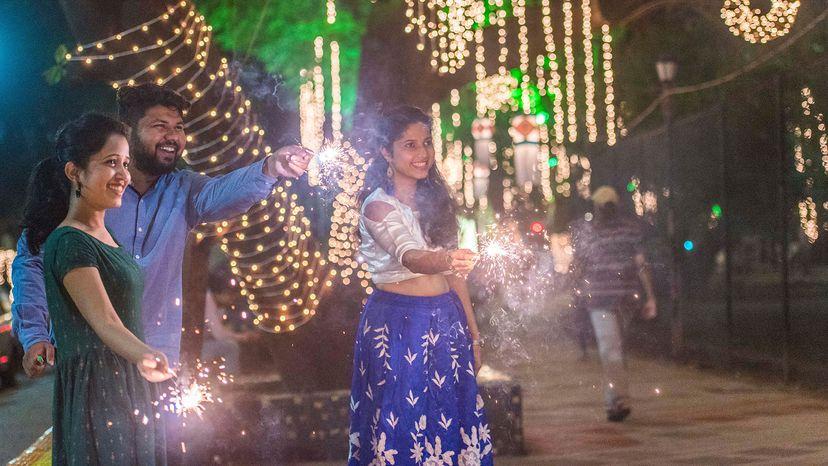 firecrackers for Diwali