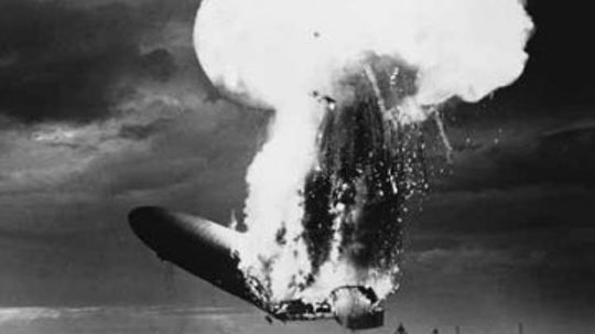 A Fiery Final Flight: Hindenburg Disaster Pictures