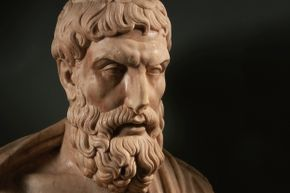 Epicurus was influenced by the philosophy of hedonism.