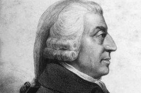 Economist Adam Smith