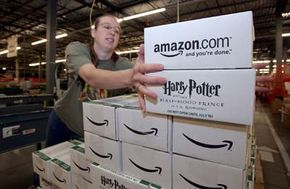 Amazon provided one of the first full-scale e-commerce business models.
