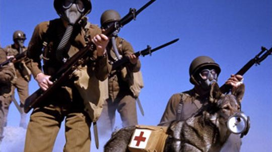 The History of First Aid in the Army