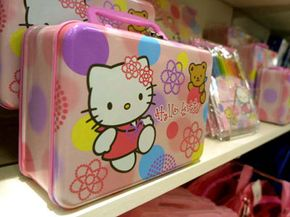 Hello Kitty lunch boxes never go out of style.See more lunch box pictures.