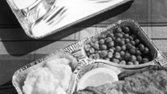 History of TV Dinners