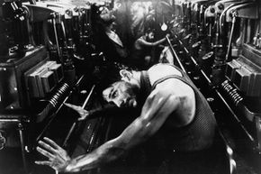 War is hell -- especially if you're crammed into a submarine for long stretches.