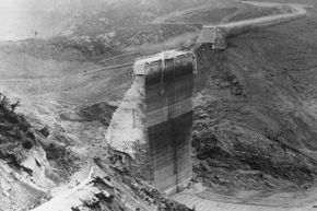 Just two years after the St. Francis dam was built outside Los Angeles in 1926, it collapsed, killing as many as 600.