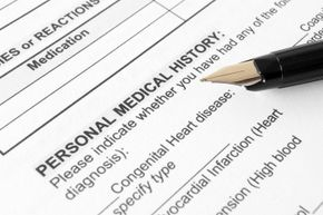 All that information you enter when you fill out forms at the doctor's office becomes part of your personal health record, and much of it is covered under HIPAA.
