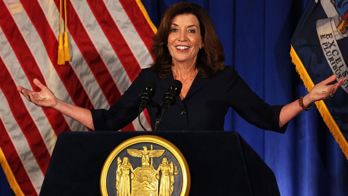 ニューヨーク州初の女性知事になる予定のキャシー・ホチュルに関する5つの事実