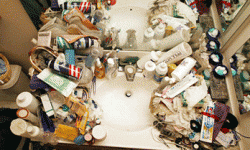 Helping a hoarder doesn't mean spending a single epic weekend scrubbing.