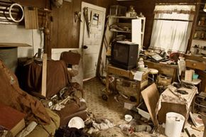 It's hard to imagine how hoarding can get to a state like this.