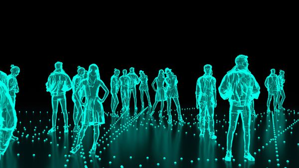 Want to Shake Your Virtual Colleague's Hand? Holograms Could Help