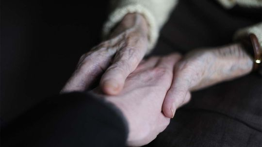Holding Hands Can Ease Pain
