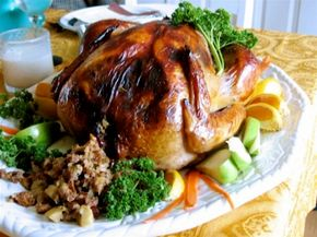 Matthew Moore Planning ahead can be a lifesaver on the day of a big holiday dinner.