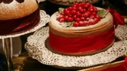 It's All in the Presentation: Holiday Baked Goods Pictures