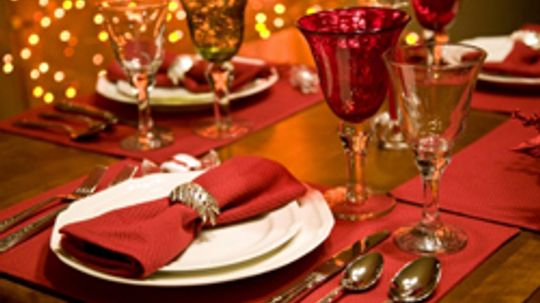 5 Extravagant Holiday Meals Out on the Town