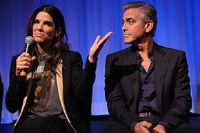 """Sandra Bullock avoided the headache of net profit points by negotiating a deal that earned her millions for her role in """"Gravity."""""""
