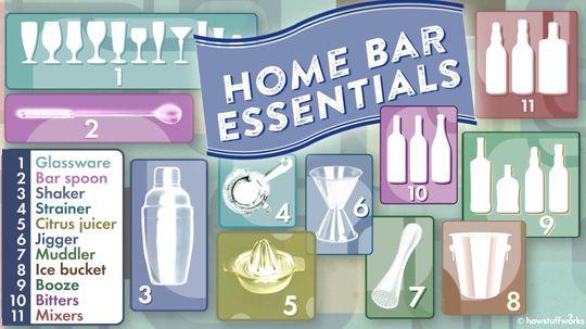 Must-have Bar Essentials to Make Killer Cocktails at Home