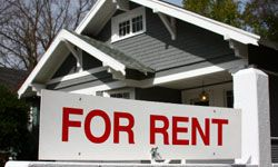 If you can't sell your home, you might find yourself an unintentional landlord.