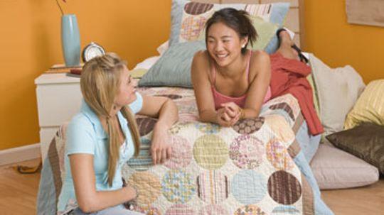 Tween Girl's Room Ideas