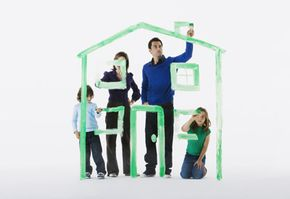 If you're looking for ways to redraw your home energy consumption, you might consider a home energy audit to pinpoint problem areas. See more pictures of green living.