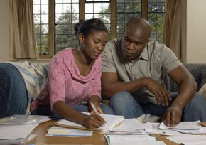 Start any home energy audit by looking over your old energy bills.
