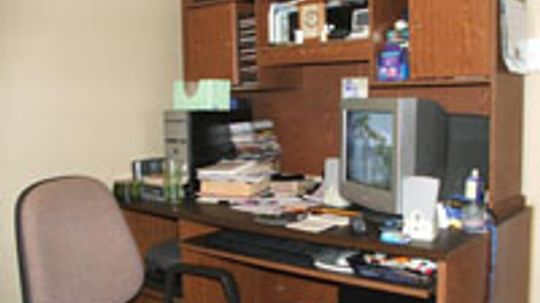 How Setting Up a Home Office Works