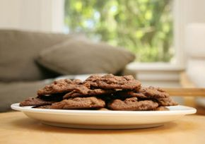 The scent of fresh homemade cookies makes a home seem inviting and comforting.