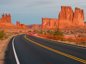 Hit the open road in your CNG-powered car, and you might just be out of luck.