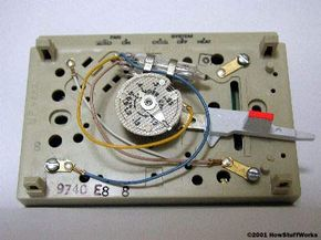 Thermostat wiring consists of wires that connect the transformer to the system relays.