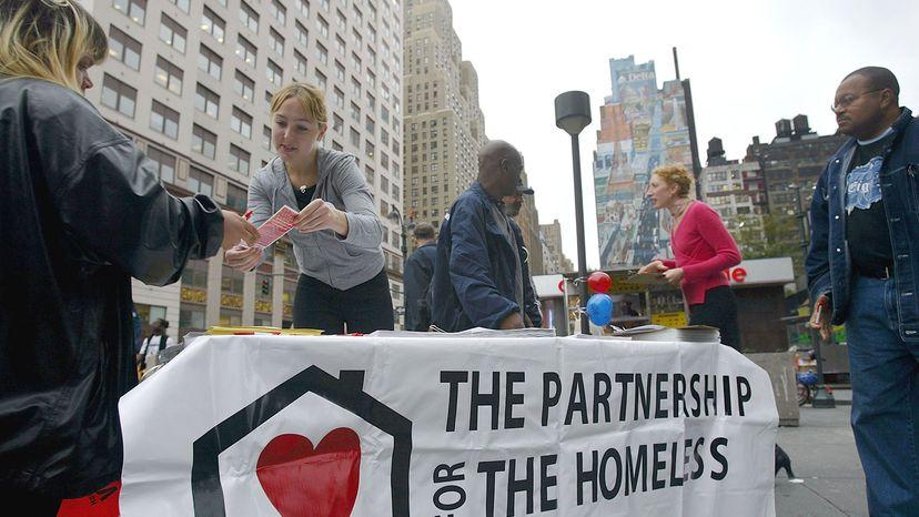 homeless voters