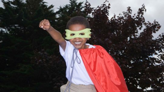 Crafty Costume Ideas: How to Make Easy Super Hero Costumes from Household Items