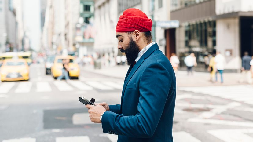 Come October in Honolulu, people looking at their phone in a crosswalk could be slapped with a fine. Westend61/Getty Images