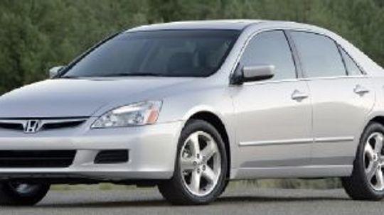 How the Honda Accord Works