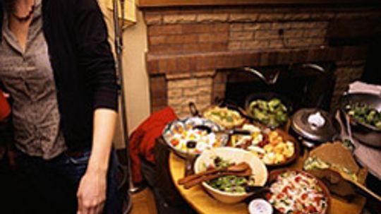 10 Reasons You Should Host a Potluck