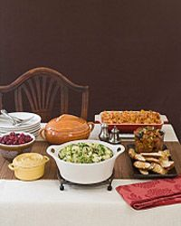 Use a potluck as an opportunity to try new dishes.