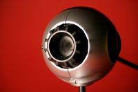 Web conferencing can require a Web camera.