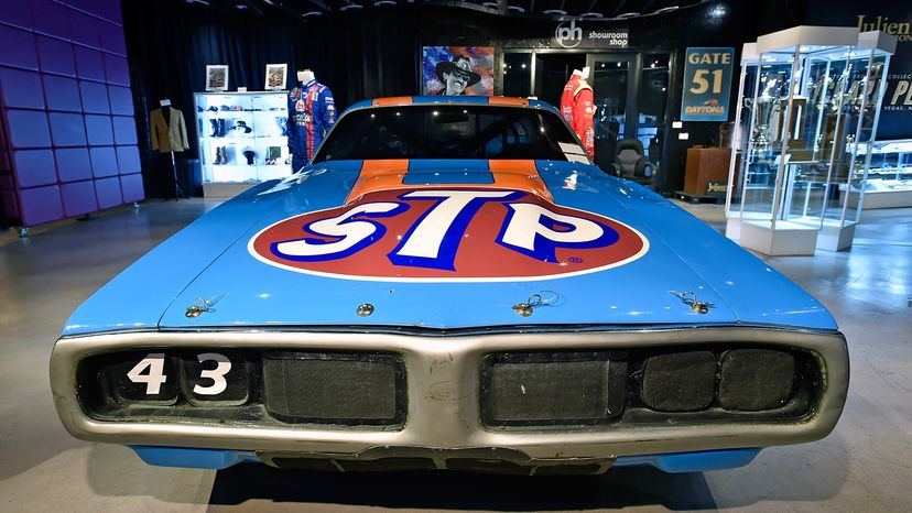 Richard Petty's 1974 Dodge Charger