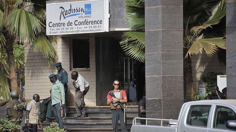 Radisson hostage taking, Mali