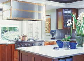 Kitchens are one of the most important areas to fix up in a flip.