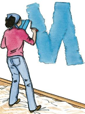 ©2007 Publications International, Ltd. House painting is a quick and easy way to make an immediate change to the appearance of your home.