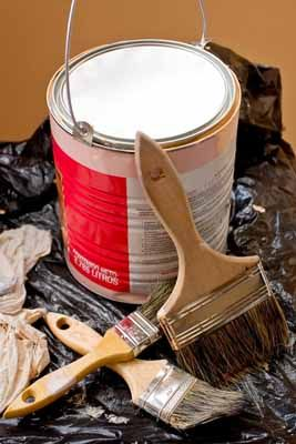 No matter what the surface, a an essential tool in any house painting project.