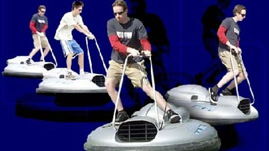 How Hoverboards Will Work