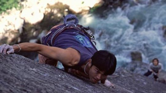 How to Take Rock Climbing Pictures