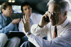 Lowering your voice: It's not just for riding in the car with your boss (and his phone).