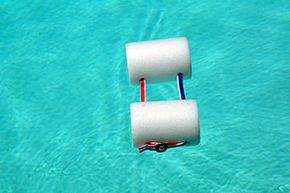 Pull buoys come in different configurations and sizes, so be sure to find one that fits your body.